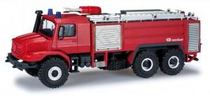 """Mercedes-Benz Zetros Rosenbauer Buffalo """"Feuerwehr"""""""