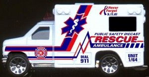 PSD ambulance side