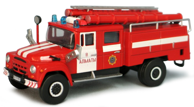 ZIL 130-431410 1964 (KAZAKHSTAN)
