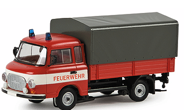 Brekina 30309 Brkas feuerwehr