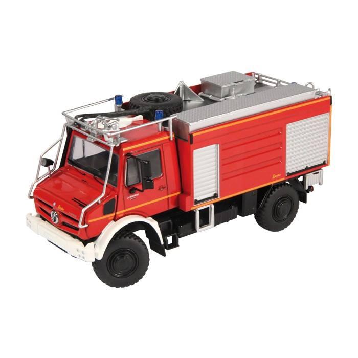 #9112 MB Unimog U5000 feuerwehr